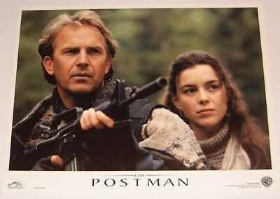 THE POSTMAN lobby cards KEVIN COSTNER
