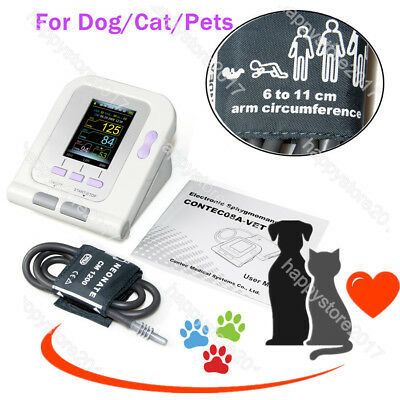 CONTEC08A-VET Digital Automatic Veterinary Blood Pressure Monitor 6-11cm CUFF