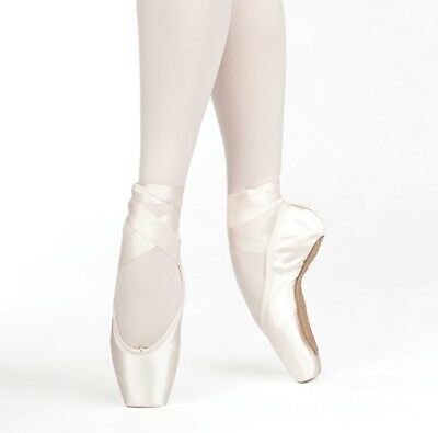 Russian Pointe Almaz Drawstring Pointe Shoes - New in Box