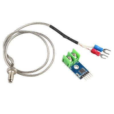 MAX6675 Type K Thermocouple Temperature Sensor Module for Arduino Raspberry Pi