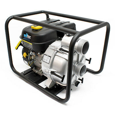 "LIFAN gasoline trash water pump 66m³/h 30m 4.8kW (6.5HP) 76 mm 3"" gardenpump"