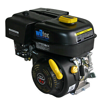 LIFAN 168 Petrol Gasoline Engine 4.8kW (6.5Hp) 0.75 inch Recoil Kart Air-Cooled