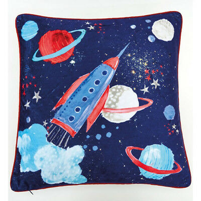 Space, Starships and Rockets Cushion