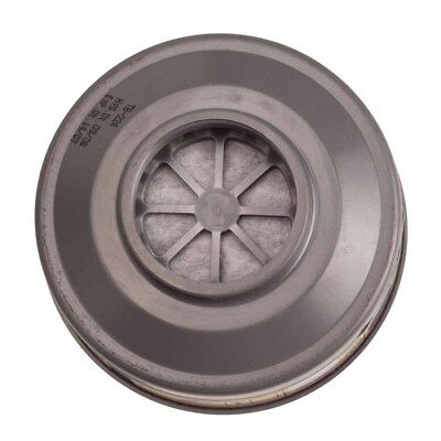 sUw - Pack of 6 Class A1 Gas Filters Special Thread Connection Grey Regular
