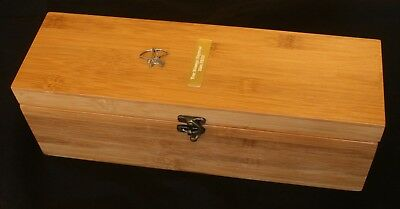 Archer Luxury Wooden Wine Box With Personalised Engraving Archery Gift 010