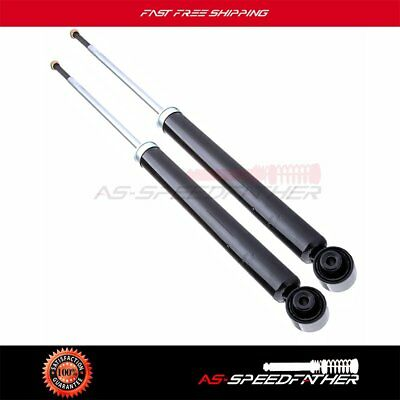 Monroe New Rear Shock Absorbers Pair For Chevrolet Aveo 04-11