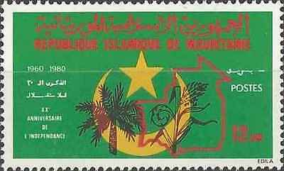 Timbre Mauritanie 472 ** lot 23914