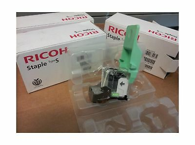 Ricoh 412874 Type S - Staples (pack of 5000 ) - for SR 3000 NO TAX