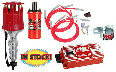 Holley MSD8594 - Ford FE 332-428 Distributor