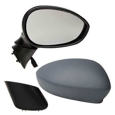 Electric, Replacement Fiat Punto Evo 10-12 RH RIGHT DRIVER SIDE  Wing Mirror