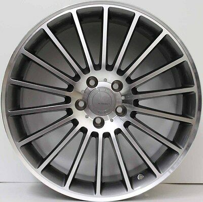 19 inch Aftermarket Alloy Wheels M03  to suit Mercedes Benz AMG A,B,C& E CLASS