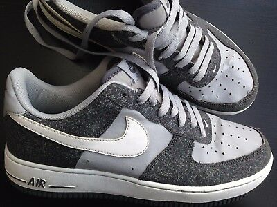 Nike Air Force 1 Mens Uk 8 Eu42.5  Trainers Casual Running Shoes Sneakers