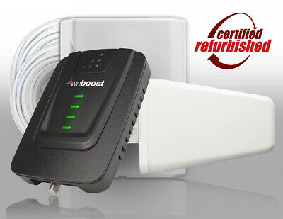 Refurbished weBoost Connect 4G Cell Signal Booster Medium to Large Areas
