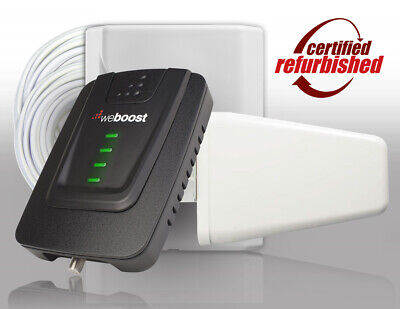 Refurbished weBoost (Wilson) Connect 4G Cell Signal Booster Up To 5000 sq ft