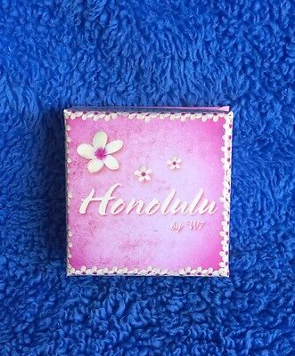 W7 Cosmetics Honolulu Bronzer - Dupe For Hoola Bronzer - MELB STOCK