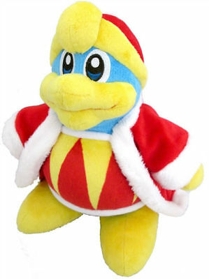 """Little Buddy 1403 Kirby Adventure All Star Collection 10"""" King Dedede Plush Doll"""