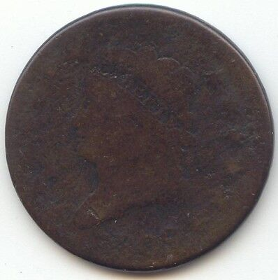 1809 Classic Head Large Cent, Key Date, Good Details