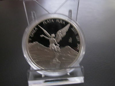 2011 Proof Libertad 1 oz bullion coin. Low mintage 10000
