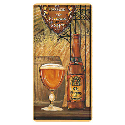 Beer Glass Bottle Metal Wall Sign Retro Tin Steel Plaque Bar Man Cave #2