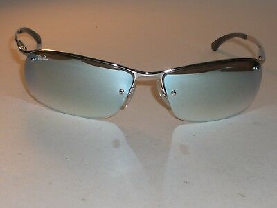 6c94a15d1c ... norway ray ban rb3183 top bar 003 z1 63 15 blue gradient mirror rimless  sunglasses 41edf