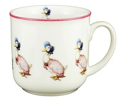 Reutter Porcelain Beatrix Potter Jemima Puddle Duck China Mug