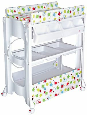BeBe Style Baby Portable Changer Unit & Bath. From the Argos Shop on ebay
