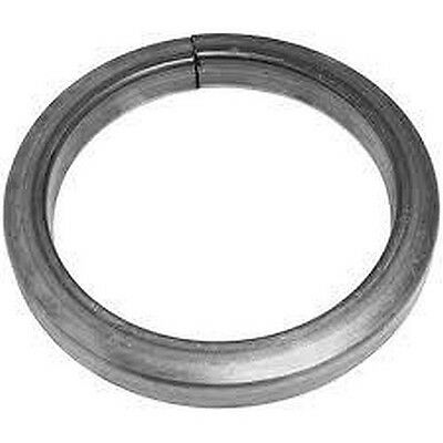 """Steel Rings Made From 1/2"""" Square Tubing  5-1/2""""o.d.  #sr-550 **lot Of 5**"""