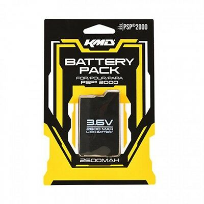 KMD Rechargeable Battery Pack for PSP 2000 NEW