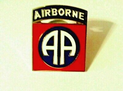 U.S. Army 82nd Airborne Lapel/Hat Pin 5/8""