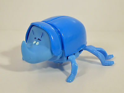"1998 Dim 3.75"" Long #1 McDonald's Action Figure Toy Disney Pixar A Bug's Life"
