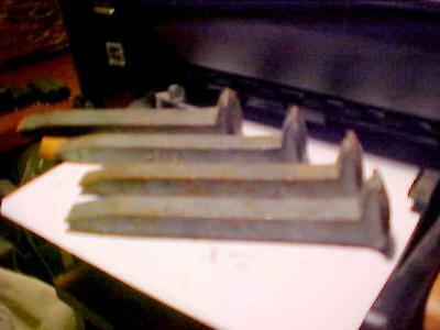 4- brand new RAILROAD SPIKES NEVER BEEN USED