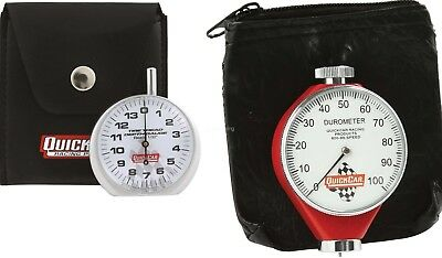 Tire Durometer Gauge and Tire Tread Depth Gauge Combo Tire Management Quickcar