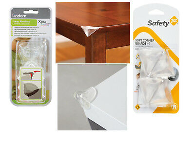 Baby Table Corner Edge Furniture Soft Guards Protector Cushion Safety 1st