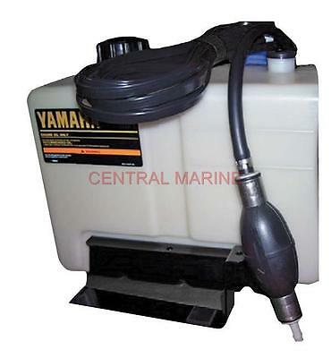Yamaha Outboard 6Yr-W0035-95-00 Oem Remote 2.8 Gallon Oil Tank Kit New!!!