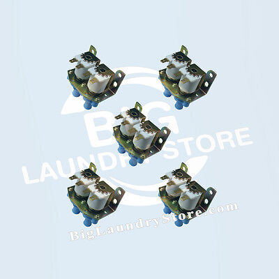 5 Pcs (5x) NEW Water Valve for 220V Dexter IPSO Washer # 9379-183-002, 9001380P