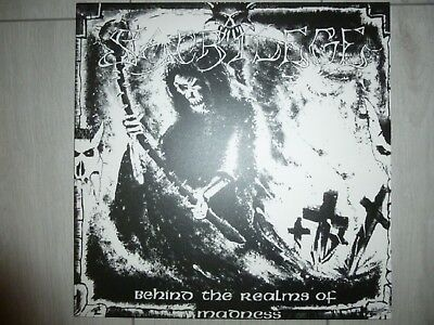 Sacrilege:Behind The Realms Of Madness RED VINYL LP, Amebix,Antisect,Diacharge