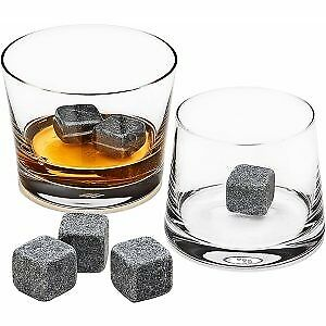 Stones for cooling whiskey 9pcs.