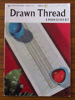 Drawn Thread Embroidery - Anchor No. 650