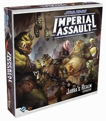 Star Wars Imperial Assault Jabba's Realm Expansion Set