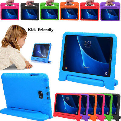 """Kids Safe Handle Heavy Duty Shock Proof Case Cover for 7"""" 8"""" 9.7"""" 10.1"""" Tablets"""