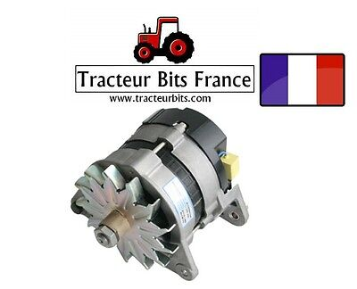 ALTERNATEUR 12V 45A ARB.15MM  Case IH 238, 248, 258, 268, 288, 384, 385, 585