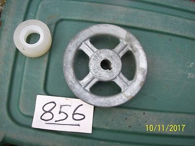 "Chicago Die Cast Pulley 5"" X 5/8"" Bore 135 500-A"
