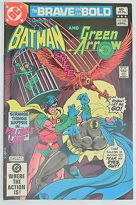 DC Comics Brave And The Bold 185 1982 FN/VFN Vintage Batman Green Arrow Buckler