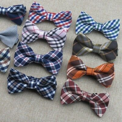 Wedding Party Pre Tied Bow Tie Boys Toddler Infant Children Kids Bowtie Necktie