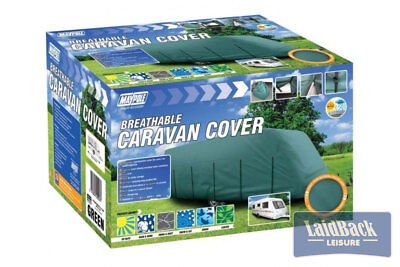 Maypole QUALITY Breathable 4 PLY Caravan Cover.Grey MP9434 5.6>6.2m OFFER PRICE