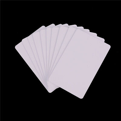 10pcs Thin smart card NTAG215 NFC Forum Tag For All NFC Mobile Phone NFC Card SW