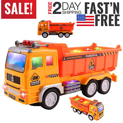 Toys For Boys Truck Toy Kids Construction Dump Car 3 4 5 Year Old Boys Cool Toy