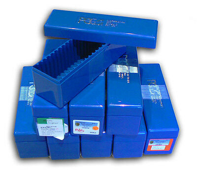 One blue PCGS storage box - multiples available