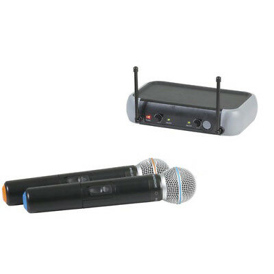 Digitech Dual Channel Wireless UHF Microphone