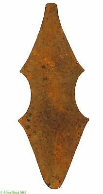 Mfunte Iron Currency Congo African Art